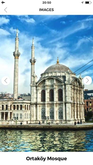 Screenshot for Istanbul Guide de Voyage in Lebanon App Store
