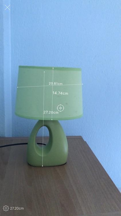 A Ruler - AR measurement tool