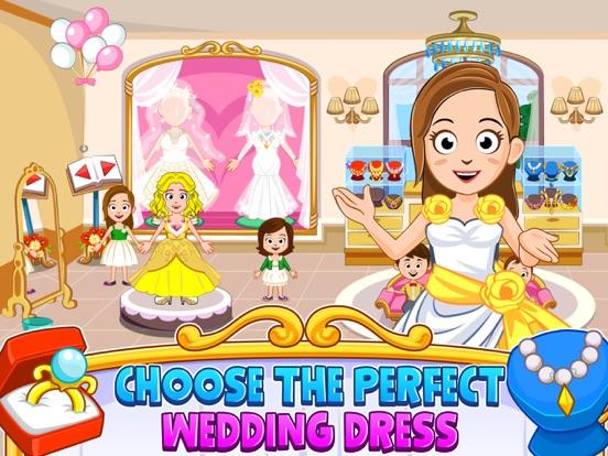 My Town : Wedding Day Screenshots