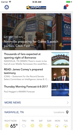 Wsmv Channel 4 On The App Store