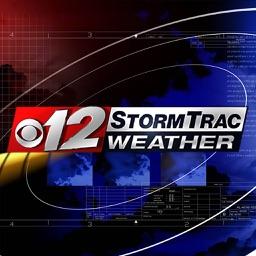 CBS12 News StormTrac Weather