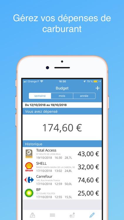 Gaspal - Prix de l'essence screenshot-4