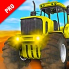 American Farm Tractor Race Pro icon