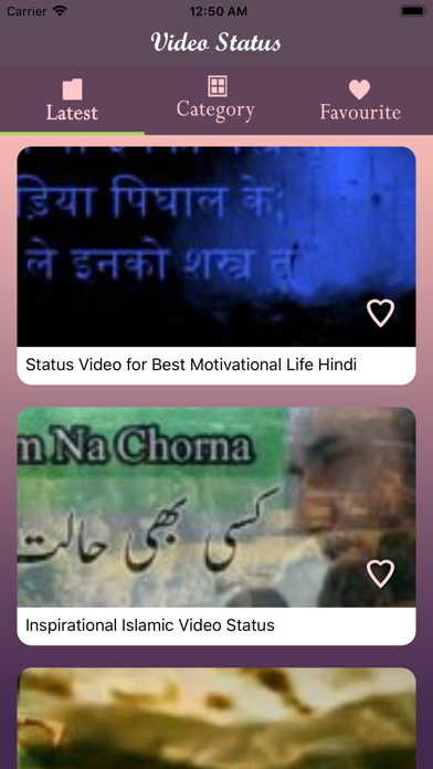 Video Status 2019