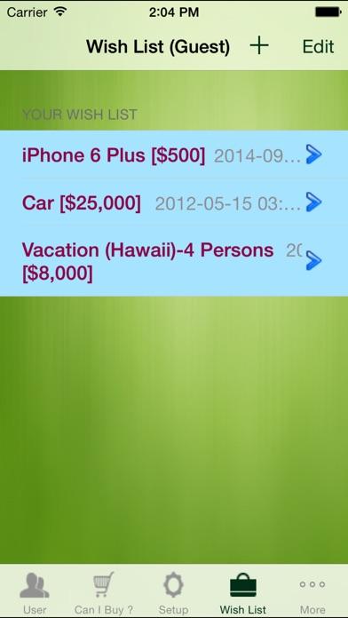 Can I Buy ? Screenshots