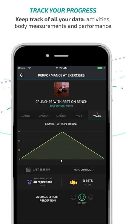BTFIT - Personal Trainer screenshot-4