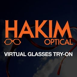 Hakim Optical - Virtual Try-on