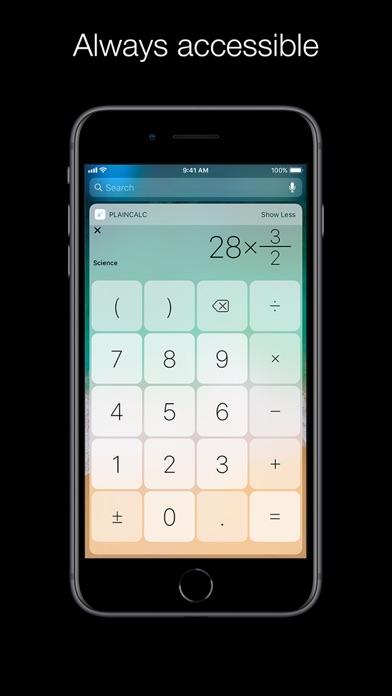 download Plain Calculator Pro apps 6