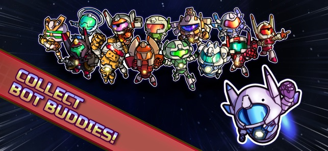 GALAK-Z: Variant Mobile Screenshot
