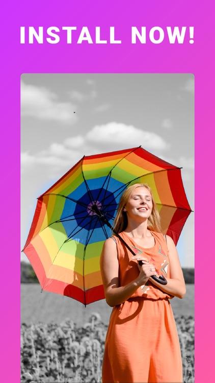 Color Pop Effects Photo Editor screenshot-3