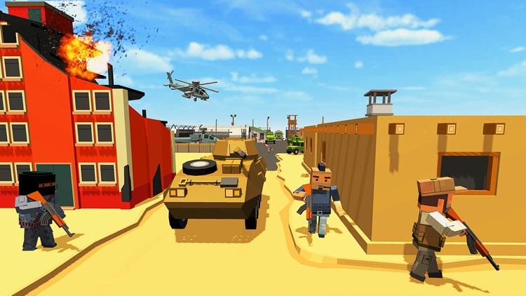 Mission IGI Pixel FPS Shooting
