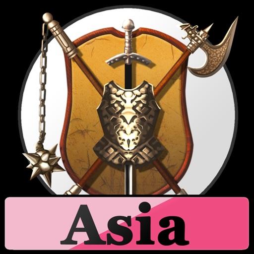 Age of Conquest: Asia iOS App