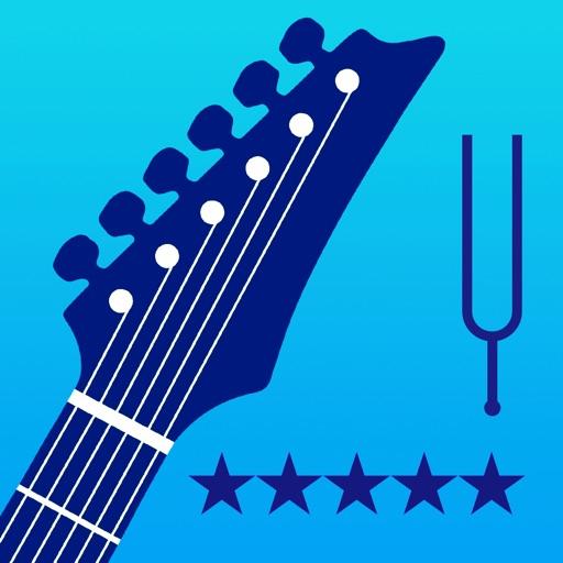エレキギターチューナーライト