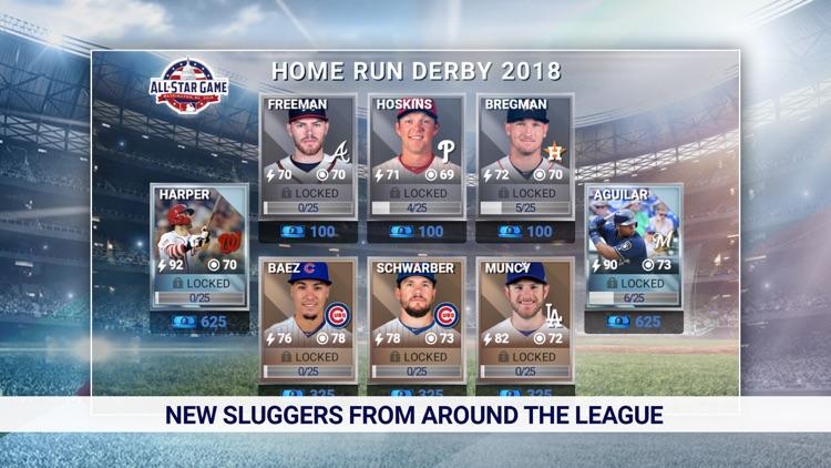 MLB Home Run Derby 18 screenshot-0