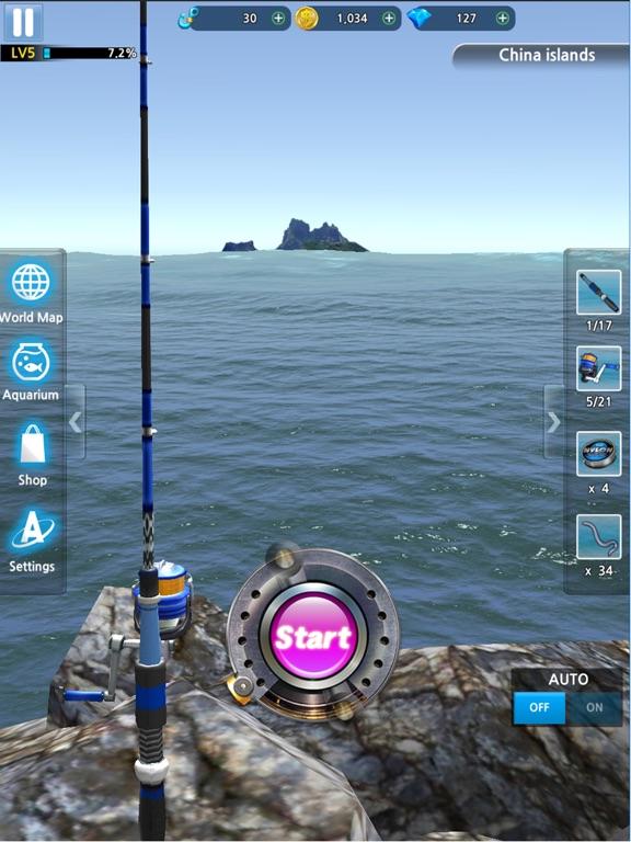 Monster Fishing 2019 screenshot 13