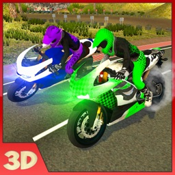 Crazy Bike Racing Simulator 3D