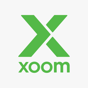 Xoom Money Transfer Finance app