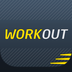 Workout: Gym tracker & planner ios app