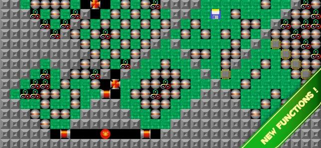 Supaplex Game