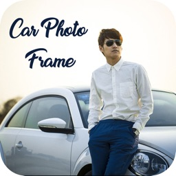 Car Photo Frame New
