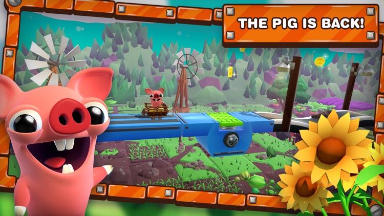 Bacon Escape 2 screenshot-0