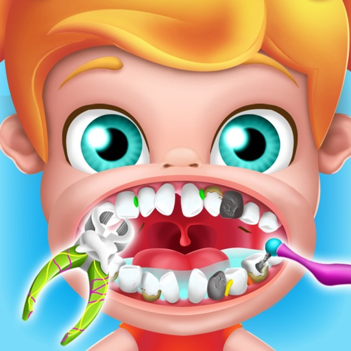 Dentist Care: Teeth Princess app for ipad
