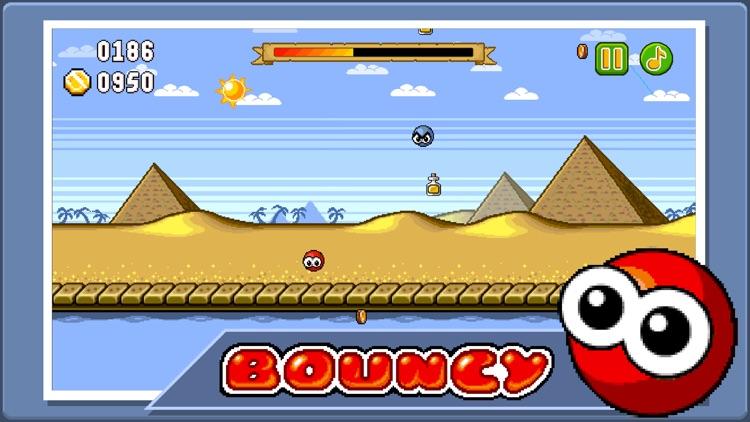 Bouncing Bouncy screenshot-4