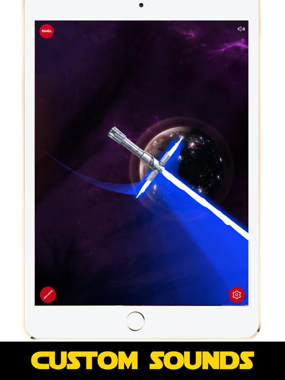 Jedi Lightsaber screenshot