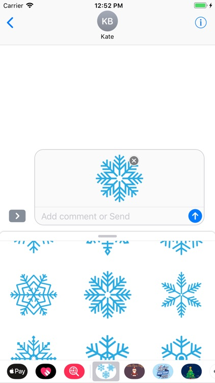 Winter is Coming - Snowflakes screenshot-4