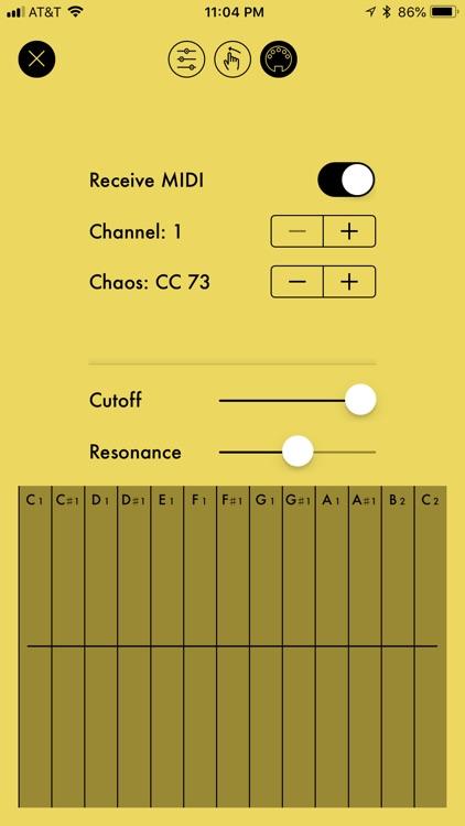 Menace Synth screenshot-3