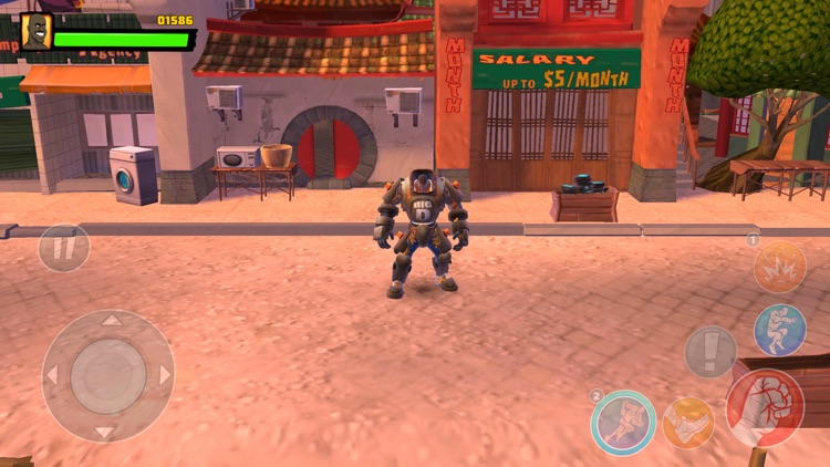 Shaq Fu: A Legend Reborn screenshot-7