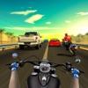 モトライダーキング - バイクハイウェイレーサー3D - iPhoneアプリ
