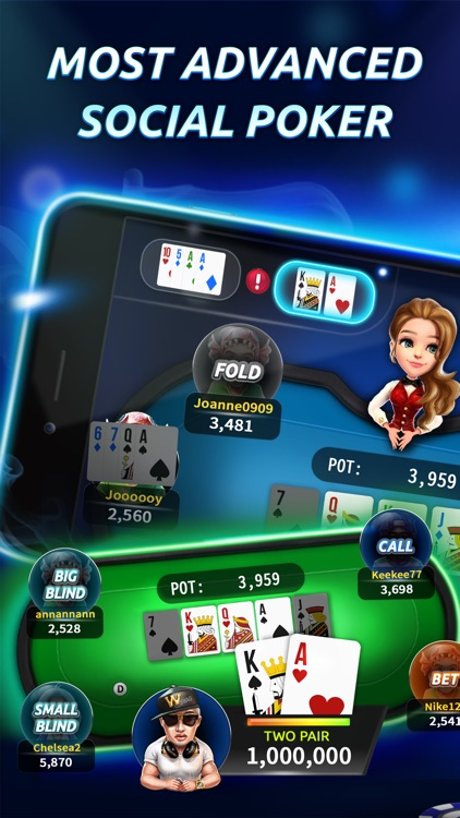 Fulpot Poker-Texas Holdem Game screenshot-0