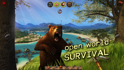 Screenshot from Radiation Island