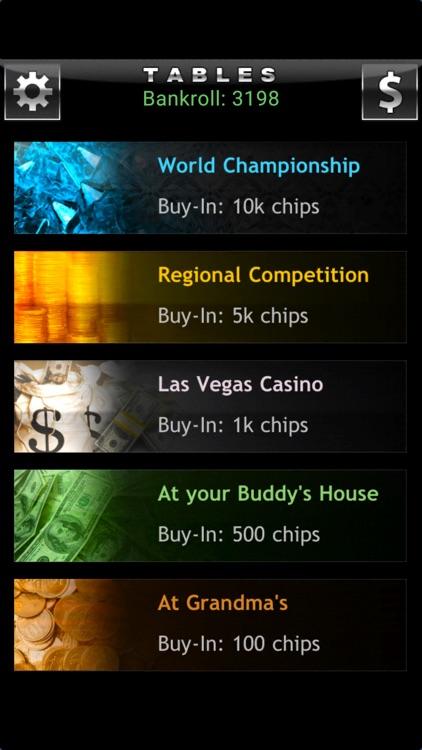 Texas Holdem Offline Poker - Multiplayer