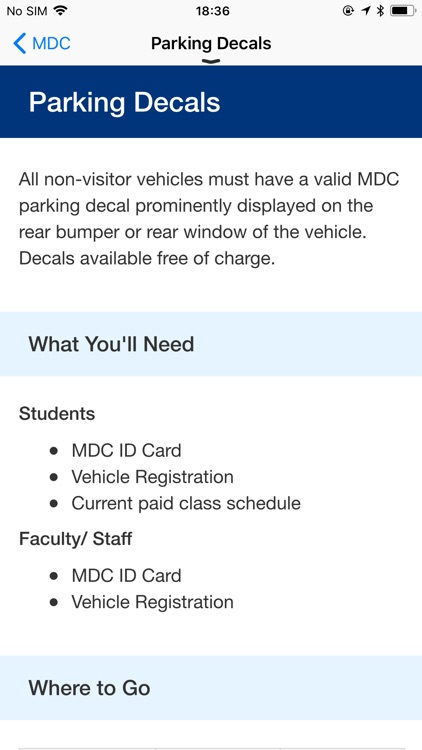 Miami Dade College - My MDC screenshot-3