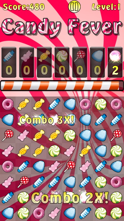 Candy Fever screenshot-1