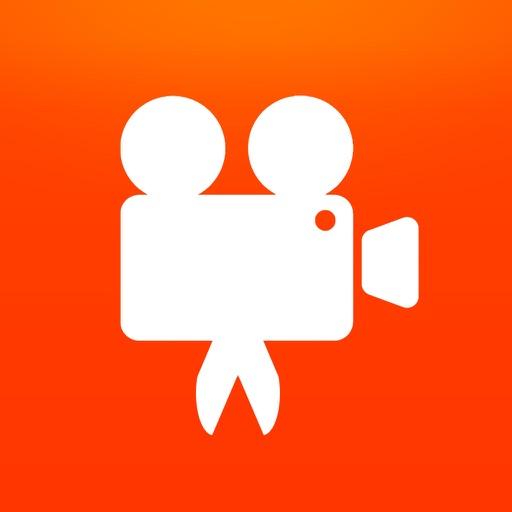 Videoshop - Video Editor app logo