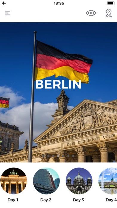 Berlin Travel Guide Offline