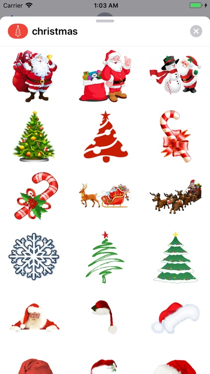 Best Christmas Stickers 2019
