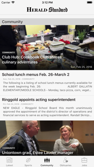Herald Standard on the App Store