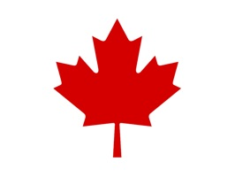 Maple Leaf Stickers