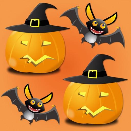 Halloween Matching Pairs