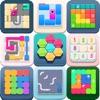 欢乐六边形-经典烧脑益智游戏合集
