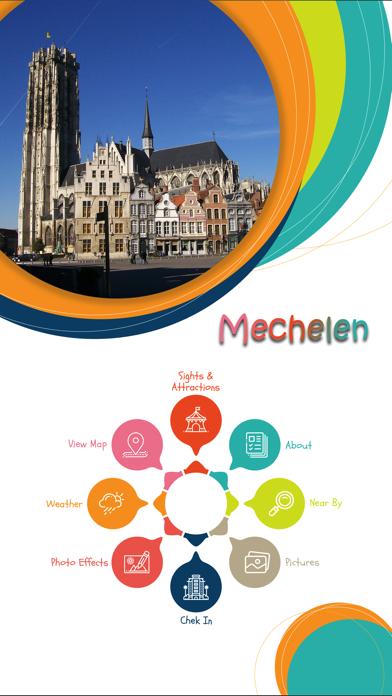 点击获取Visit Mechelen