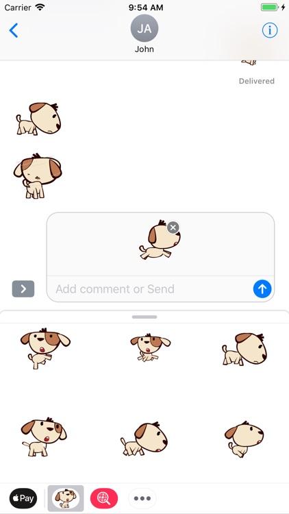 Teddy kute - Fx Sticker screenshot-4