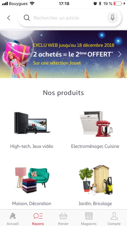 Auchan France screenshot-3