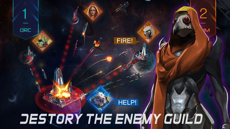 Battle Space - Strategic War screenshot-3