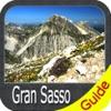 Gran Sasso e Monti della Laga NP GPS chart