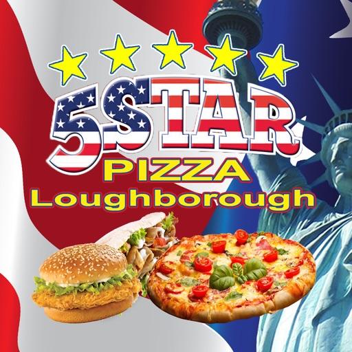 USA 5 Star Pizza, Loughborough
